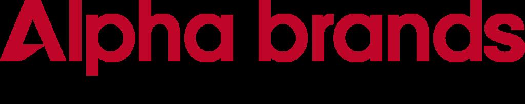 Alpha Brands Logo