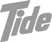 Tide logo, Alpha Brands